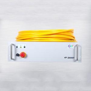 200W 高能脉冲光纤激光器